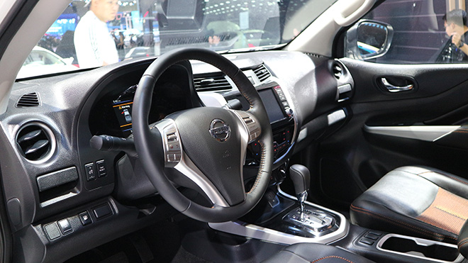 Nissan Việt Nam giới thiệu công nghệ Chuyển động thông minh cùng Navara Black Edition A-IVI tại VMS 2019 - 8