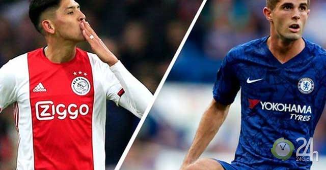 Nhận định bóng đá Cúp C1 Ajax – Chelsea: Tiếp đà hưng phấn, điểm tựa tinh thần