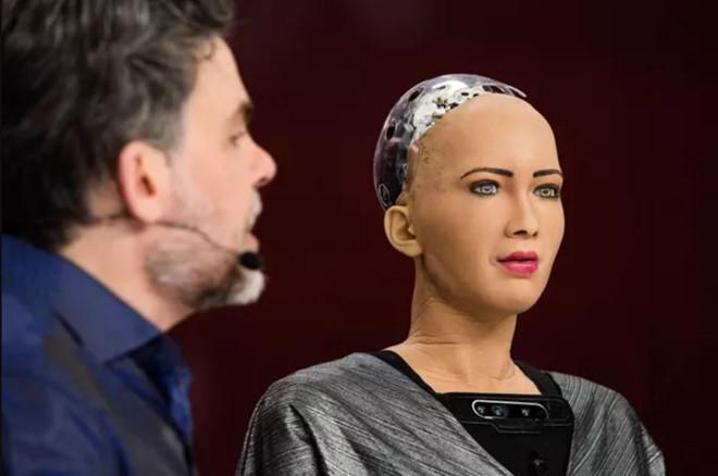 Bán khuôn mặt để làm robot nhận ngay 3 tỷ đồng