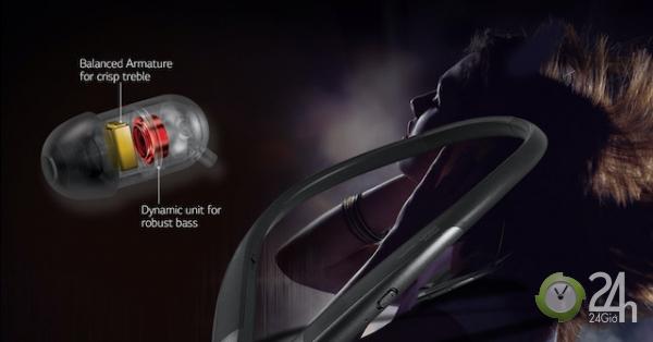 LG trình làng loạt tai nghe không dây do Harman và JBL tinh chỉnh âm thanh-Công nghệ thông tin