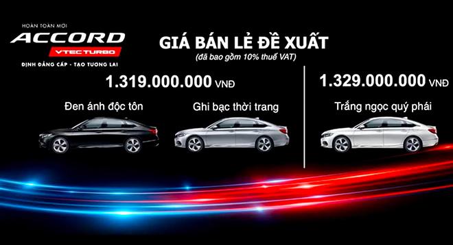 Cận cảnh Honda Accord hoàn toàn mới tại đại lý, giá bán cao hơn Toyota Camry - 2