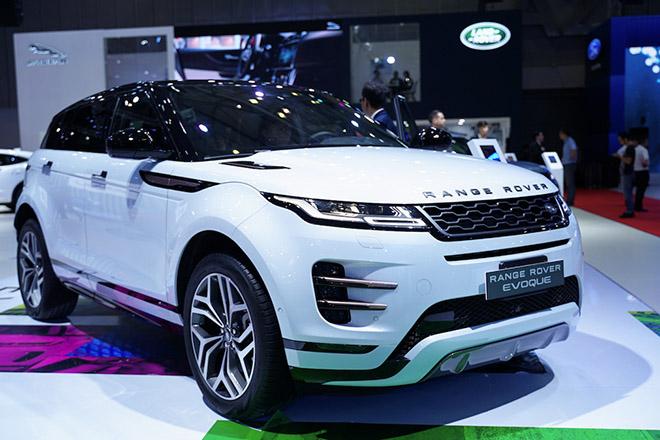 Jaguar Land Rover mang đến không gian đậm chất thể thao tại VMS 2019 - 3