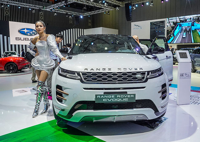 Jaguar Land Rover mang đến không gian đậm chất thể thao tại VMS 2019 - 4