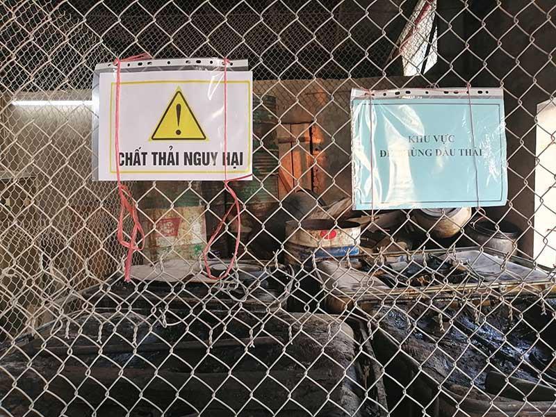 Vụ dầu thải Sông Đà: Gốm sứ Thanh Hà đính chính thông tin