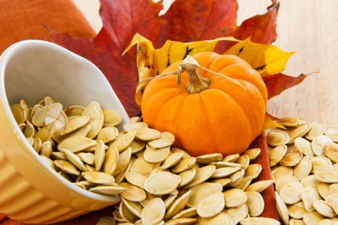 Hạt bí chữa bệnh cực tốt, làm khỏe gan, chống tiểu đường - 6