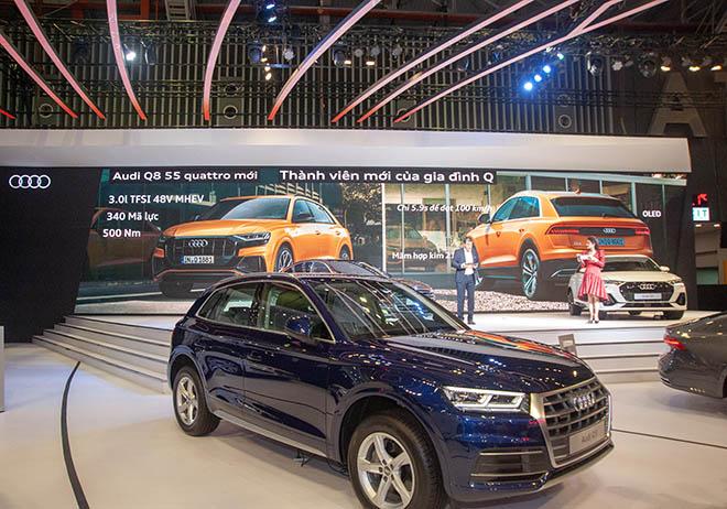 Audi Việt Nam mang đến loạt sản phẩm chất tại VMS 2019