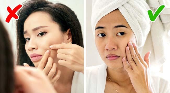 sai lầm khi skincare làm da mặt càng xấu đi