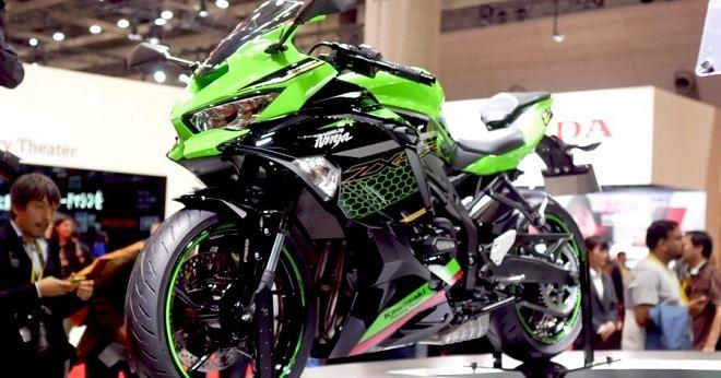 Kawasaki Ninja ZX-25R trở thành ông vua tốc độ mới trong phân khúc 250cc