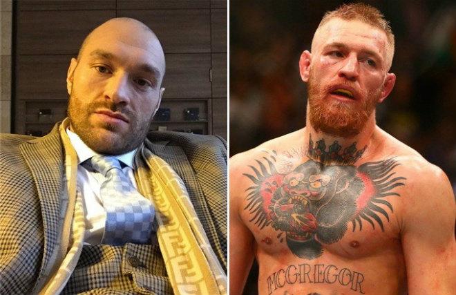 Tin thể thao HOT 28/10: Fury nổi điên vì bị hỏi đấu với McGregor