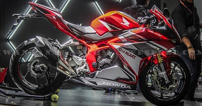 Honda CBR250RR 2020 nâng cấp động cơ: Sẵn sàng hạ Kawasaki ZX-25R