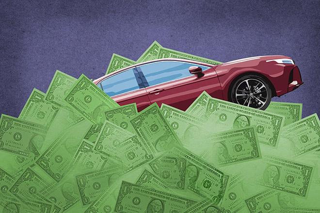 Có nên vay tiền mua xe trả góp?