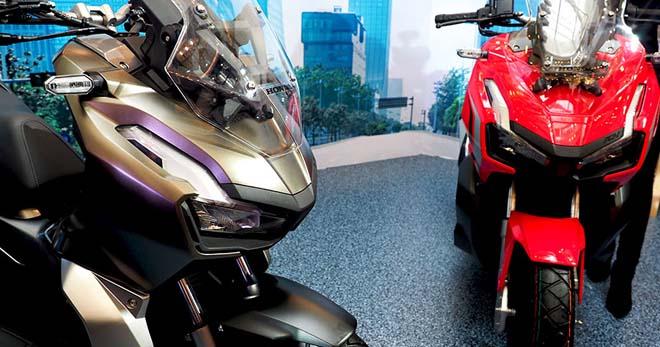 Honda ADV150 lập kỷ lục doanh số bán ra tại Thái Lan: Sắp về Việt Nam