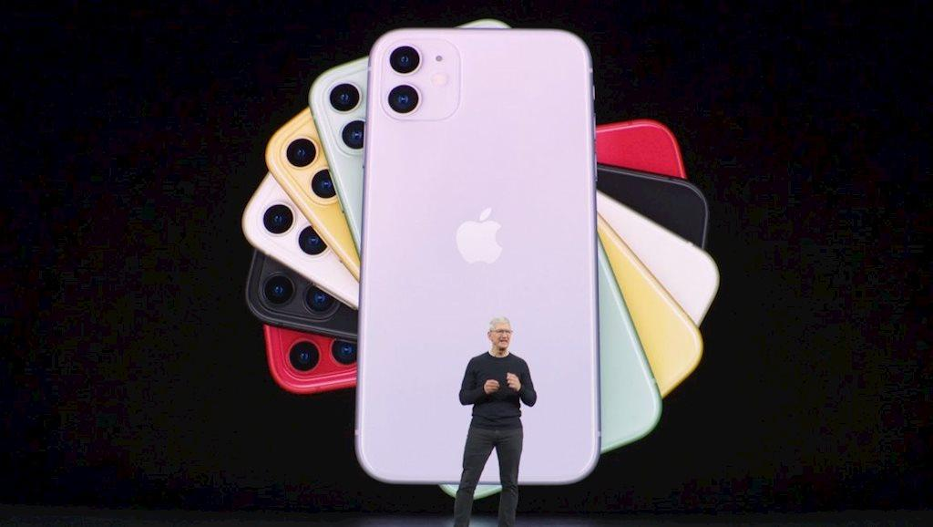 Apple lập kỷ lục doanh thu bất chấp iPhone bán chậm - 1