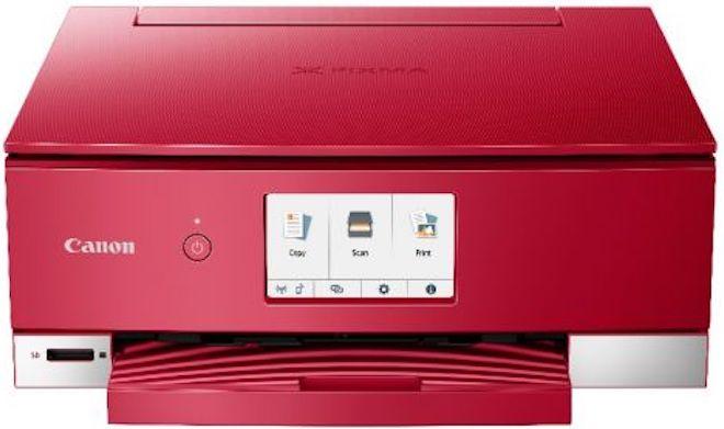 Canon giới thiệu bộ 3 máy in mới có kết nối không dây, QR Code - 1
