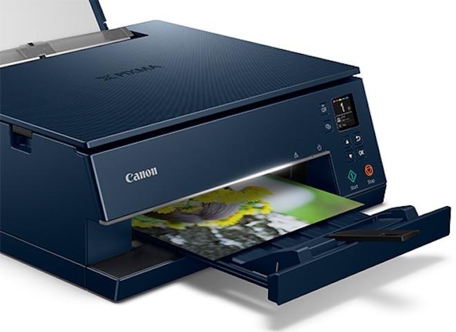 Canon giới thiệu bộ 3 máy in mới có kết nối không dây, QR Code - 2