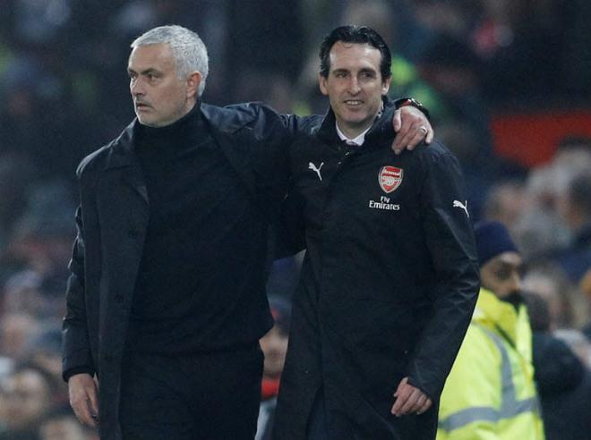 Cực nóng Mourinho sẵn sàng tái xuất: Muốn thay Emery ở Arsenal - 1