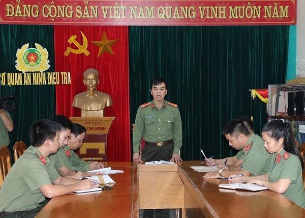 Khởi tố bị can liên quan đến vụ nhiều gia đình ở Hà Tĩnh có con mất tích khi sang Anh - 1