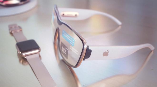 """iFan lại chuẩn bị """"điên đảo""""với kính Apple Glasses - 2"""
