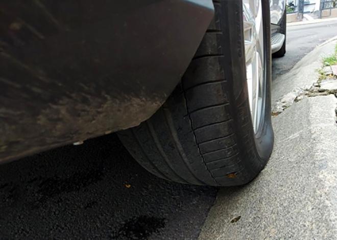 Lốp xe bị phù, nguy cơ tai nạn cao nếu không khắc phục sớm - 4