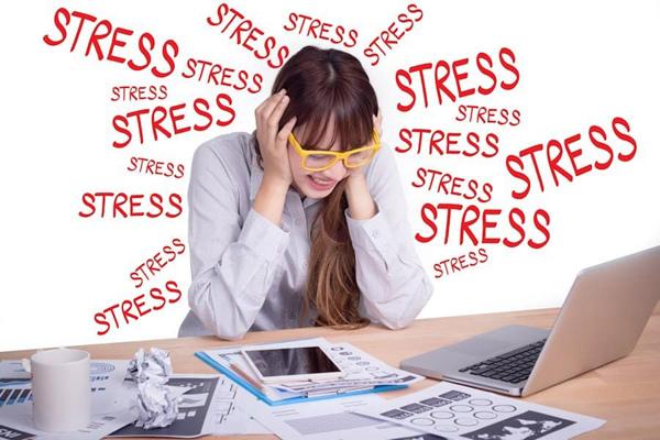 Bế tắc trong giảm cân chỉ bởi... căng thẳng - 2