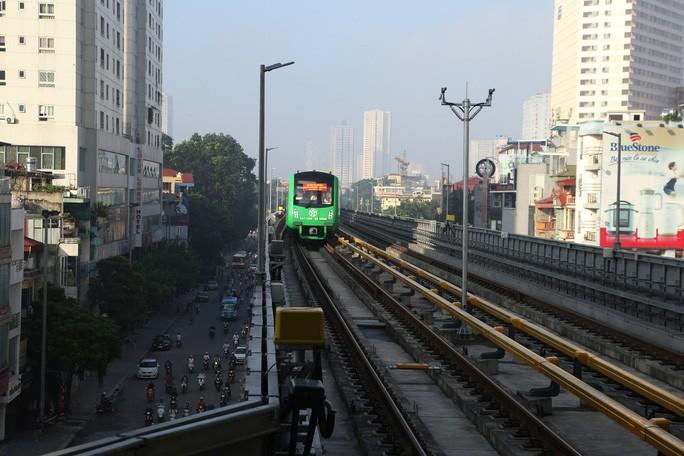 Đường sắt Cát Linh - Hà Đông: Tổng thầu muốn 31/12/2019 bàn giao, Bộ GTVT đánh giá chưa biết bao giờ xong - 1