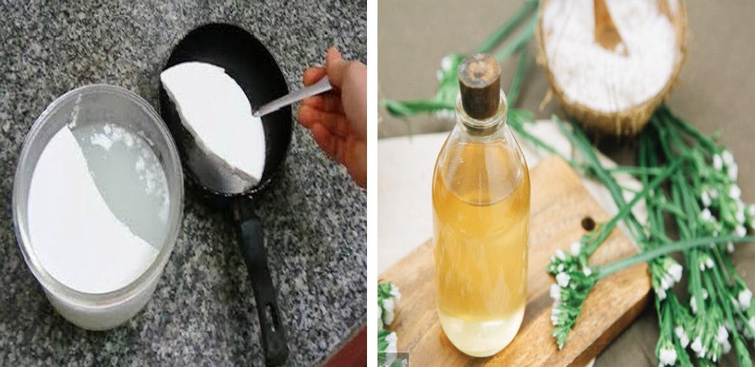 Cách làm dầu dừa tại nhà cực nhanh đơn giản đảm bảo nguyên chất - 4