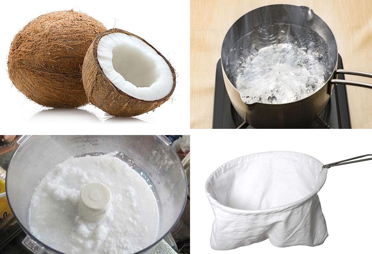 Cách làm dầu dừa tại nhà cực nhanh đơn giản đảm bảo nguyên chất - 6