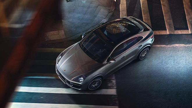 Porsche Cayenne Coupe nhập chính hãng có giá từ 4,95 tỷ đồng - 12