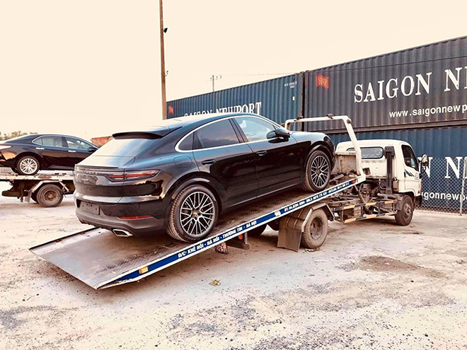 Porsche Cayenne Coupe nhập chính hãng có giá từ 4,95 tỷ đồng - 2