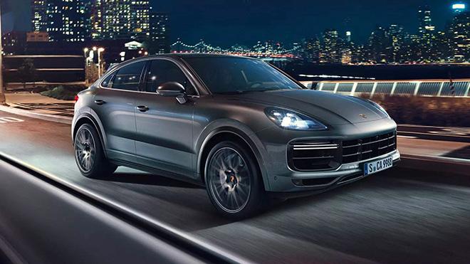 Porsche Cayenne Coupe nhập chính hãng có giá từ 4,95 tỷ đồng - 3