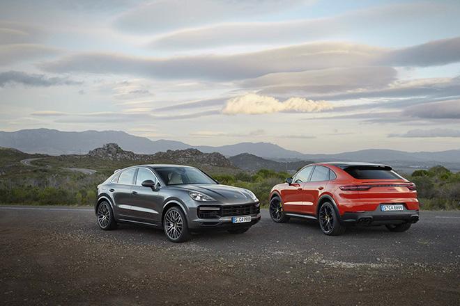 Porsche Cayenne Coupe nhập chính hãng có giá từ 4,95 tỷ đồng - 4
