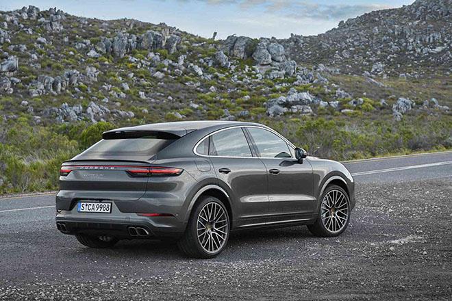 Porsche Cayenne Coupe nhập chính hãng có giá từ 4,95 tỷ đồng - 6