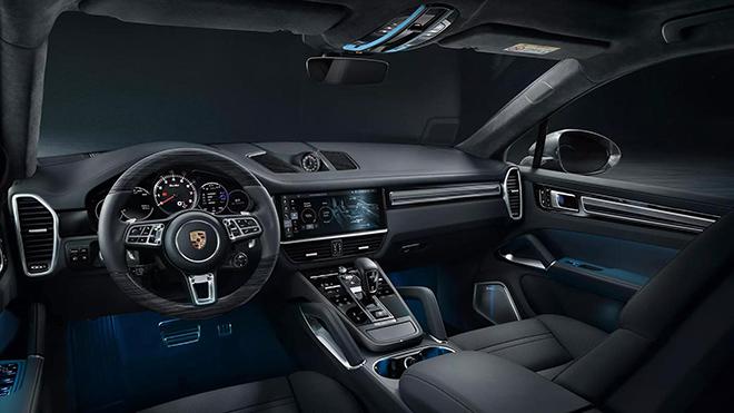 Porsche Cayenne Coupe nhập chính hãng có giá từ 4,95 tỷ đồng - 8