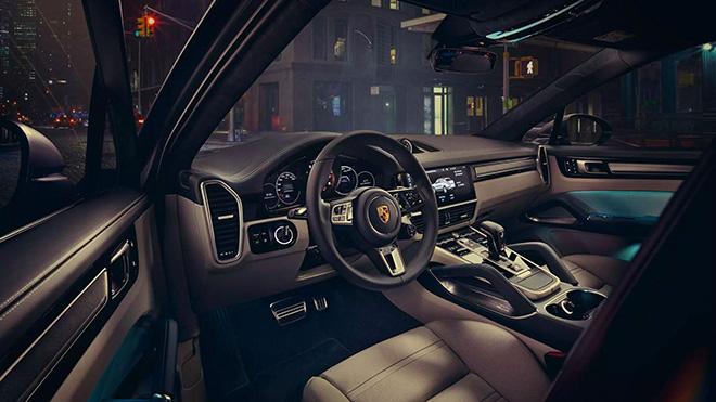 Porsche Cayenne Coupe nhập chính hãng có giá từ 4,95 tỷ đồng - 9