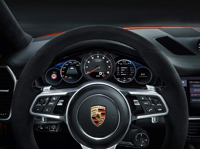 Porsche Cayenne Coupe nhập chính hãng có giá từ 4,95 tỷ đồng - 10