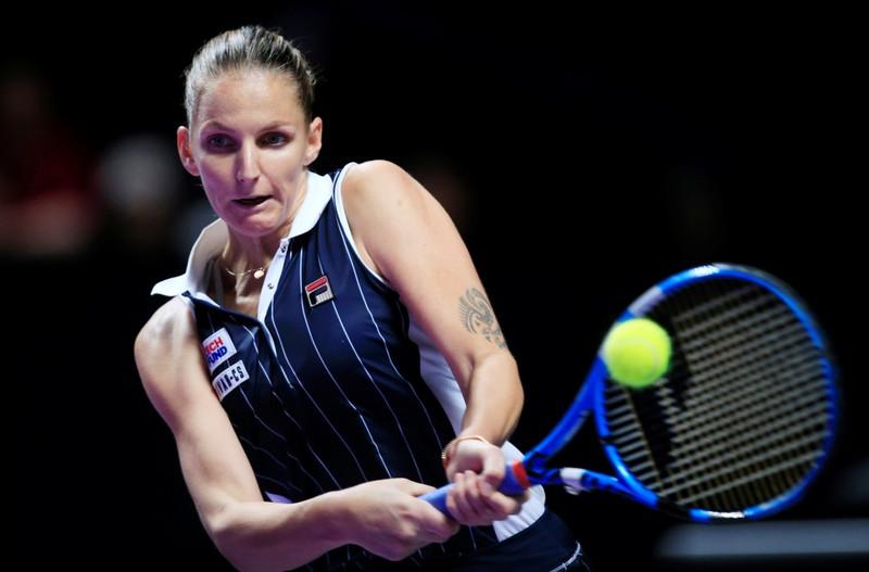 Tin thể thao HOT 3/11: Kịch tính bán kết Barty - Pliskova ở bán kết WTA Finals