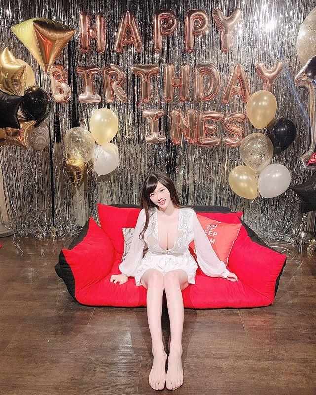 Khoe vòng 1 mừng sinh nhật, cô gái 18 tuổi khiến dân mạng đứng ngồi không yên - 3