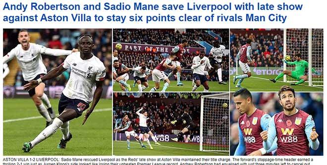 """Liverpool """"Vua ngược dòng"""" số 1 Premier League: Sẵn sàng đại chiến Man City - 2"""
