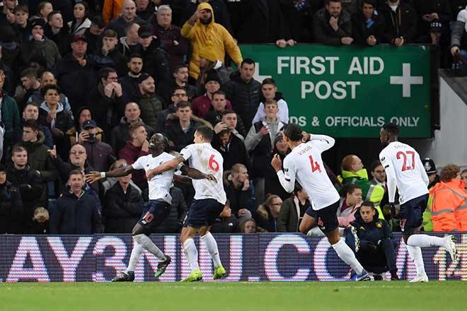 """Liverpool """"Vua ngược dòng"""" số 1 Premier League: Sẵn sàng đại chiến Man City - 1"""
