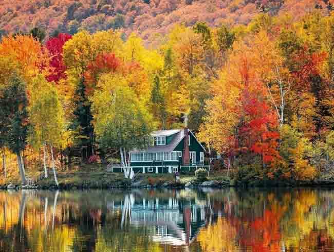 Mùa thu ở các nước trên thế giới rực rỡ và đẹp đến nhường nào? - 13