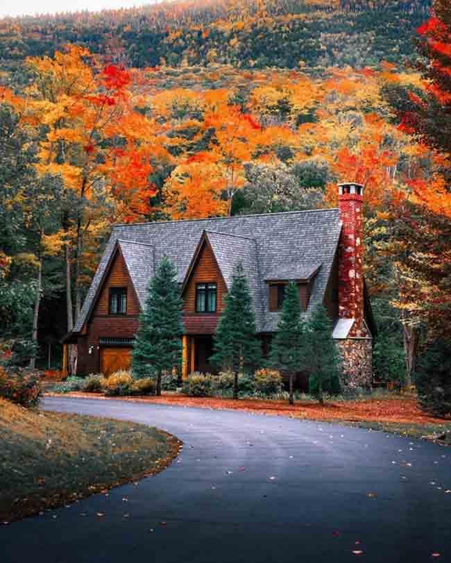 Mùa thu ở các nước trên thế giới rực rỡ và đẹp đến nhường nào? - 7