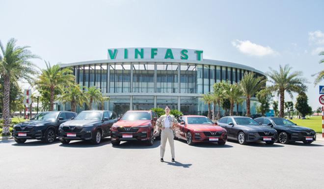 Vinfast tiếp tục nâng giá bán xe Lux A2.0 và Lux SA2.0 - 2