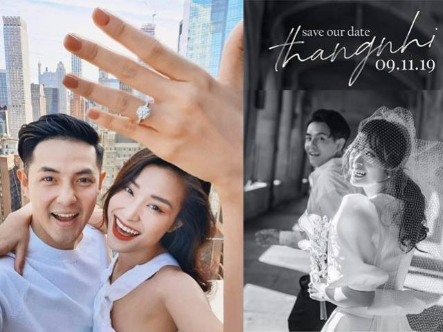 """Chặng đường 10 năm yêu nhau trước khi """"về một nhà"""" của Đông Nhi và Ông Cao Thắng"""