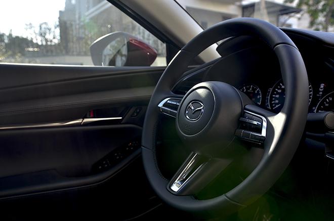 Cận cảnh Mazda3 thế hệ mới bản sedan vừa ra mắt, giá từ 719 triệu đồng - 16