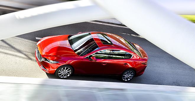 Cận cảnh Mazda3 thế hệ mới bản sedan vừa ra mắt, giá từ 719 triệu đồng - 3