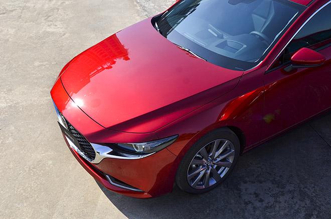 Cận cảnh Mazda3 thế hệ mới bản sedan vừa ra mắt, giá từ 719 triệu đồng - 8
