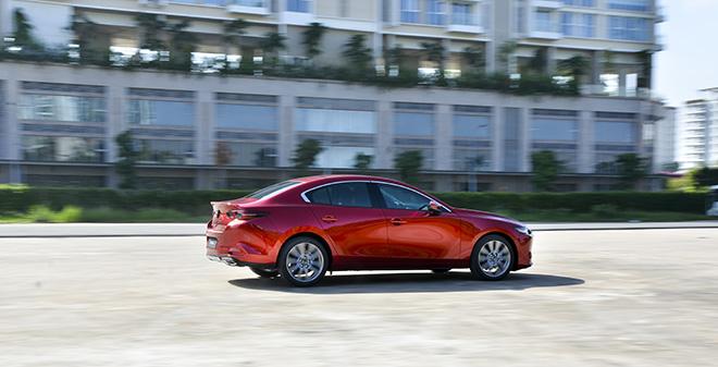 Cận cảnh Mazda3 thế hệ mới bản sedan vừa ra mắt, giá từ 719 triệu đồng - 10