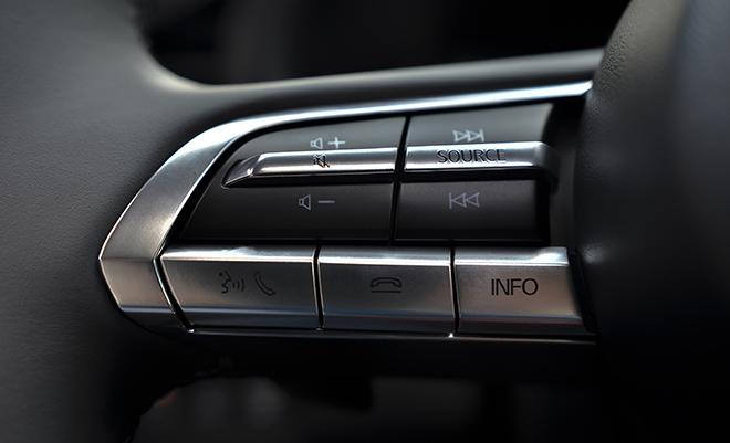 Cận cảnh Mazda3 thế hệ mới bản sedan vừa ra mắt, giá từ 719 triệu đồng - 11