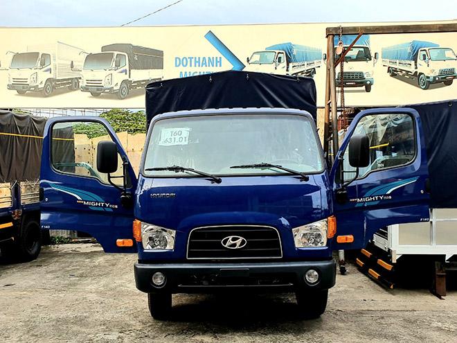 Cập nhật bảng giá xe tải Hyundai Thành Công TC Motor mới nhất