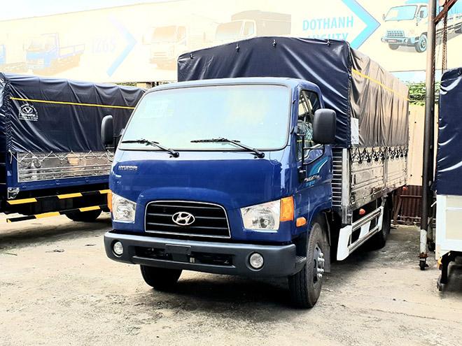 Cập nhật bảng giá xe tải Hyundai Thành Công TC Motor mới nhất - 3